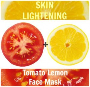 μάσκα ομορφιάς από τομάτα