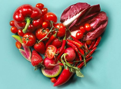 χρώμα των φρούτων