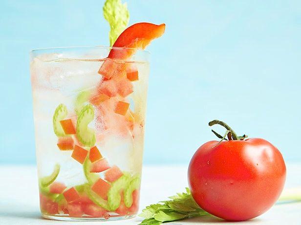 Δροσιστικό νερό με γεύση